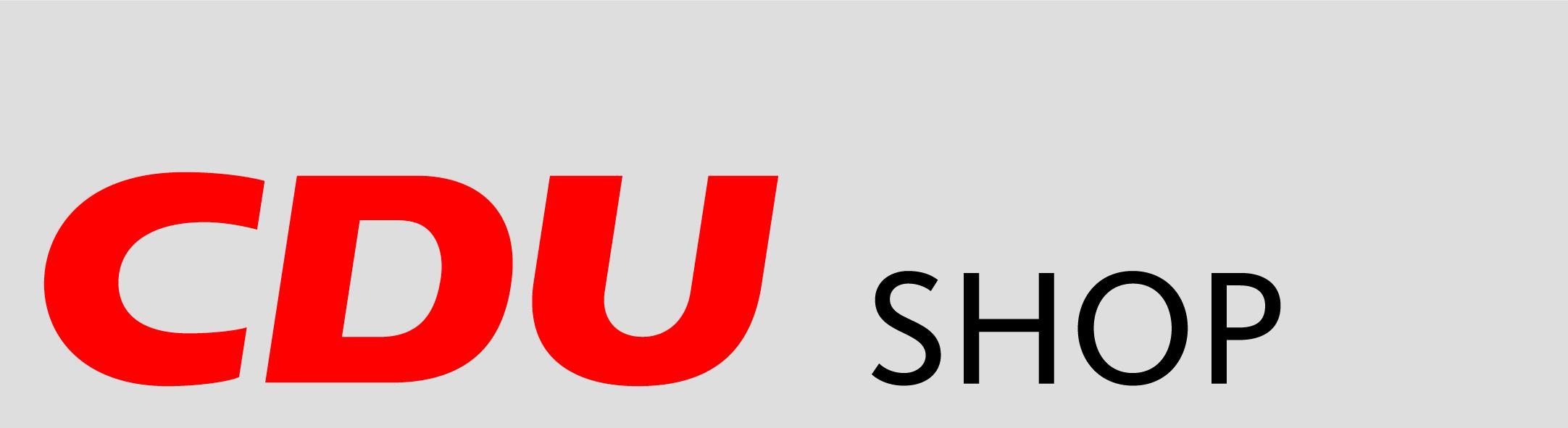 CDU Onlineshop
