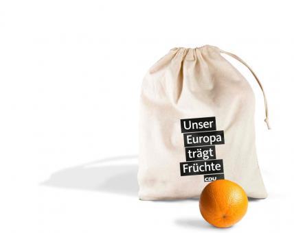 Obst/Gemüse - Baumwollbeutel