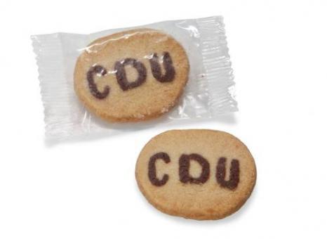 CDU Butterkekse