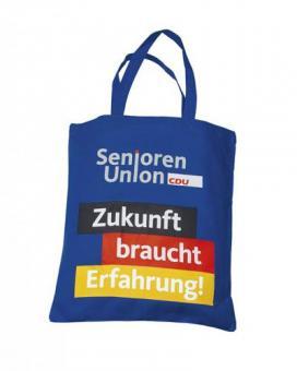 Tragebeutel Senioren Union (Baumwolle)