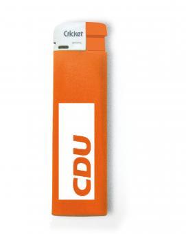 Feuerzeug CDU