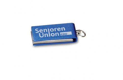 USB-Stick mini Senioren Union (4 GB)