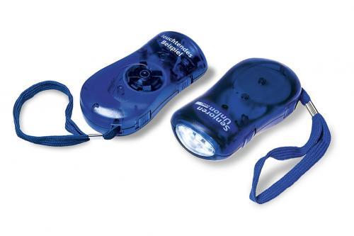 Dynamo-Taschenlampe Senioren-Union