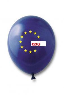 CDU Europa-Luftballons