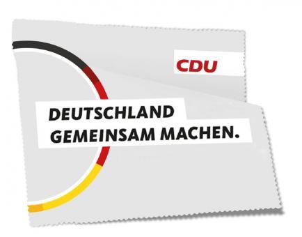 CDU-Brillentuch