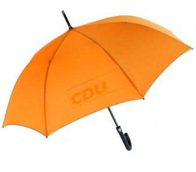 CDU-Regenschirm