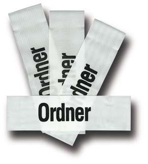 Ordner-Armbinde