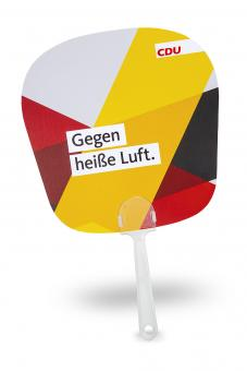 "Handfächer ""CDU"""