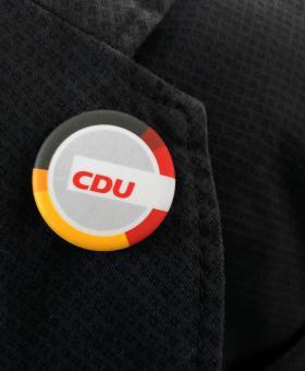 "Button ""Unionkreis + CDU"""