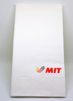 MIT-Servietten