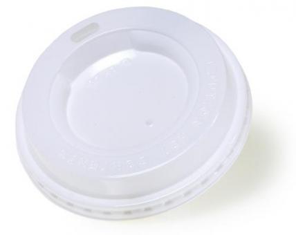 Kunststoffdeckel für Trinkbecher