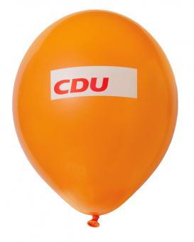 CDU Luftballon