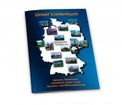 """Unser Liederbuch """"Senioren Union"""""""
