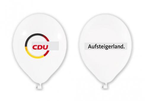 """Luftballon """"CDU+Unionkreis"""""""