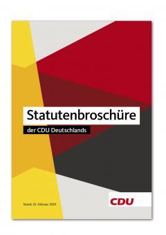 Statut der CDU Deutschlands