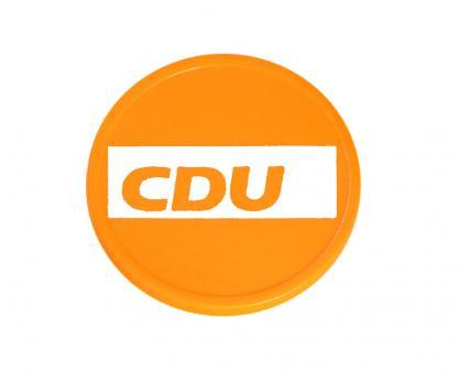 CDU Einkaufwagen - Chip (1€€)