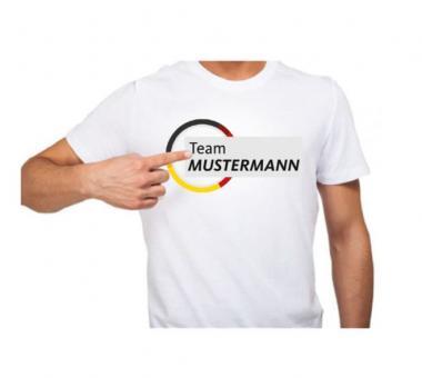 """T-Shirt """"Team"""""""