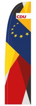 Bespannung Europa/CDU für Beachbanner Comfort