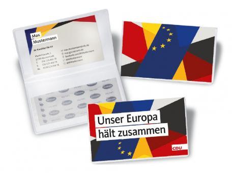 Pflastermäppchen Europa