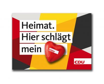 Deutschland-Herz-Karte