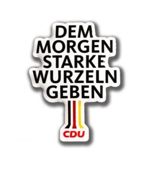 """CDU-PIN """"Unser Wald"""""""
