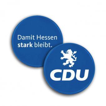 Einkaufswagenchip CDU Hessen
